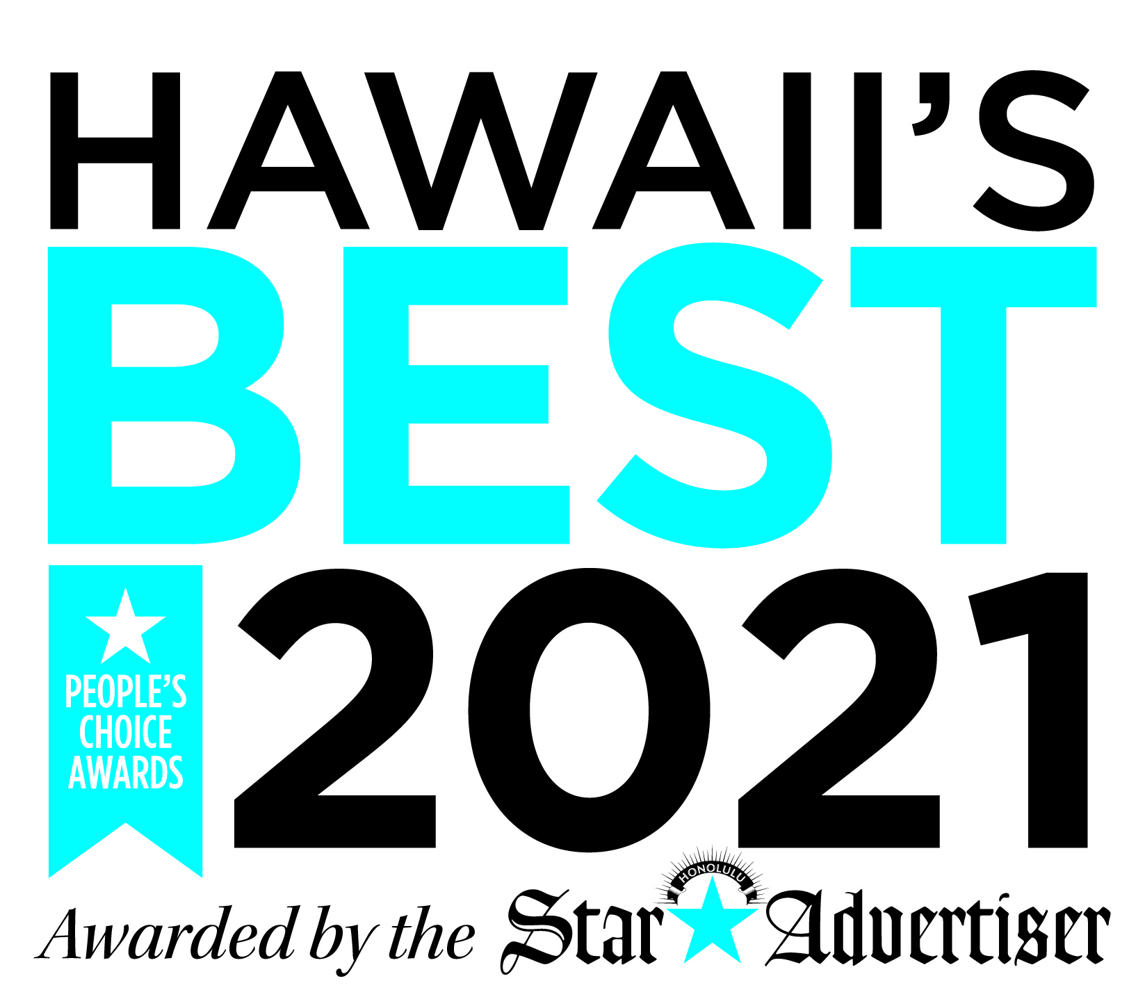voted best in Hawaii 2021